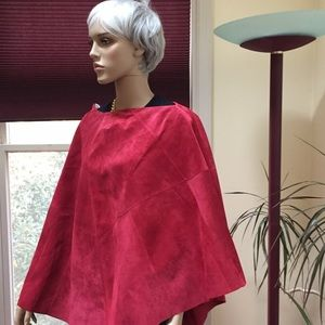 Magnificent RED Drapers & Damons new CAPE❤️🌹🎯
