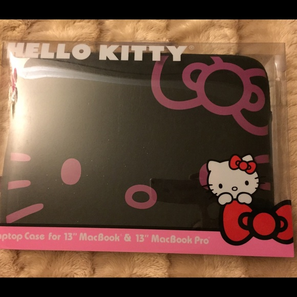 8804aa1d8 Hello Kitty Accessories | Blackfuchsia Laptop Case 13 | Poshmark