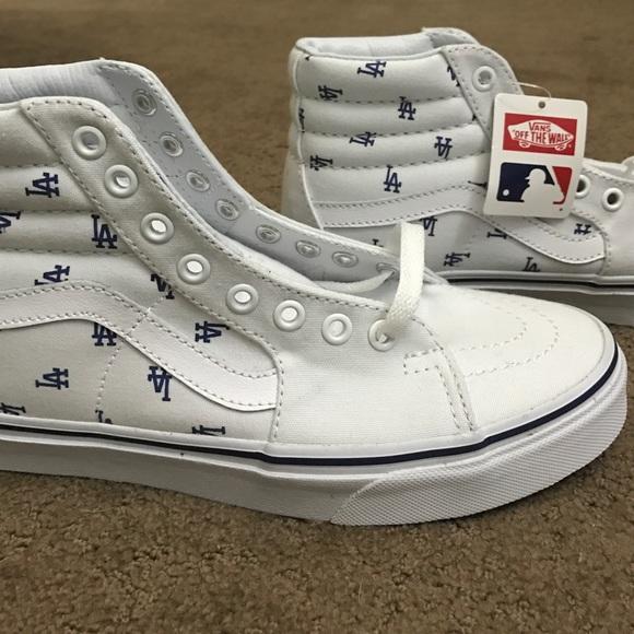 daaebd3786 Vans Shoes | Los Angeles Dodgers | Poshmark
