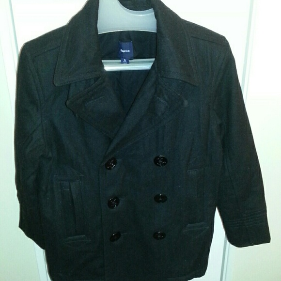 gap kids - BOYS GAP PEA COAT XL (12) HUSKY from Ro-gene's closet ...