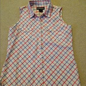 Lands' End Other - Final price Red, white and blue tank top blouse
