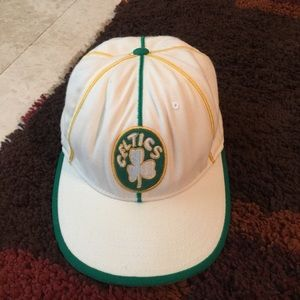 Reebok NBA Celtics Fitted Hat