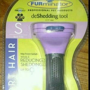 Other - FURMINATOR FOR SMALL SHORT HAIR CATS NEW