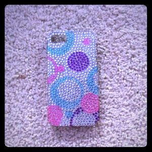 Accessories - Bedazzled iPhone case