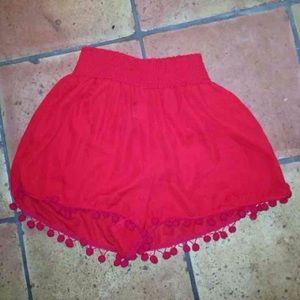 Show Me Your MuMu Pants - 💥15% off bundles💥 Show Me Your Mumu Pom Shorts
