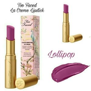 Too Faced Other - TOO FACED La Creme Color Drenched Lip Cream