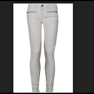 Victoria Beckham Denim - NWT Victoria Beckham white skinny jeans