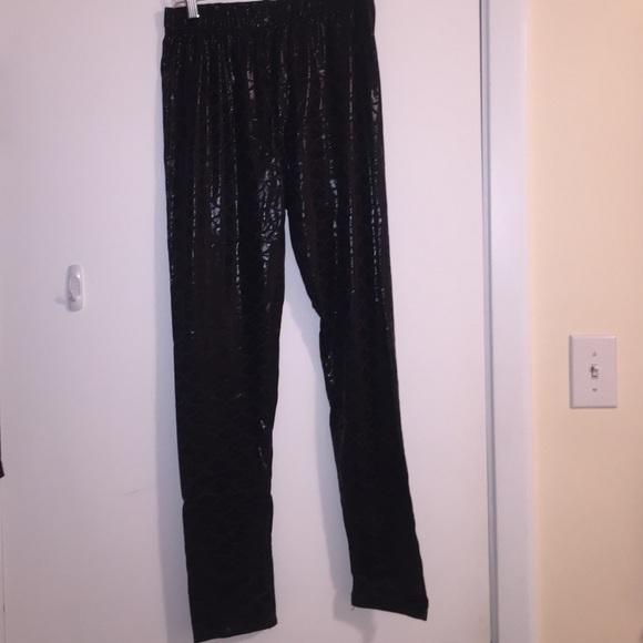 c5b3e1d27efde6 Lotus Leggings Pants | Size Xxl Black Mermaid Print | Poshmark
