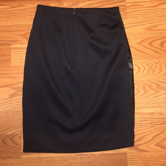 50 dresses skirts faux leather high waisted skirt