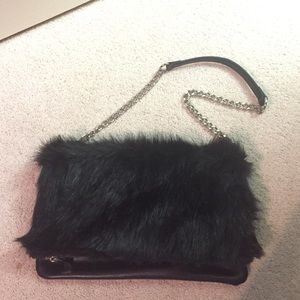 Never used. Black night on the town purse!