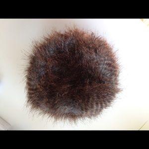 NWOT Faux Fur Cossack Russian Style Winter Hat H&M