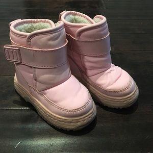 ⬇️BOGO🔴FREE w $25!  $drop Girls snow boots size 7