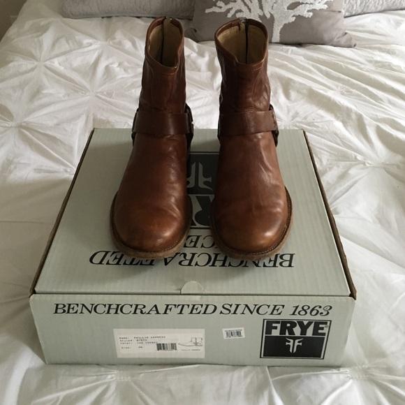m_5856a6aabcd4a7cf3e004978 frye shoes mens phillip harness boot poshmark