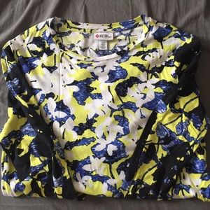 Peter Pilotto Tops - Peter Pilotto for Target Long Sleeve Floral Tee