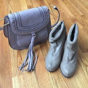 Forever 21 Shoes - NWOT Block Heel Boots!