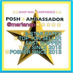 PROUD POSH👌🏽AMBASSADOR! 🌟SHOP With CONFIDENCE🌟