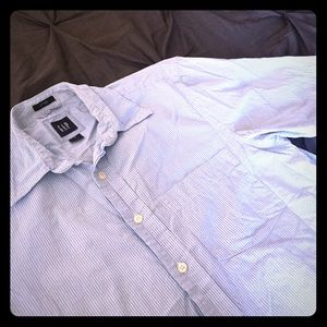 GAP Other - GAP Fitted Short Sleeve Button Down