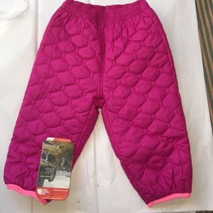 The North Face Other - North face baby girl winter jacket pants 6-12month