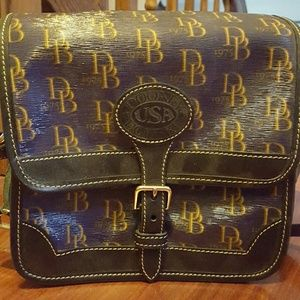 Dooney and Bourke Made in USA purse Sample Bag