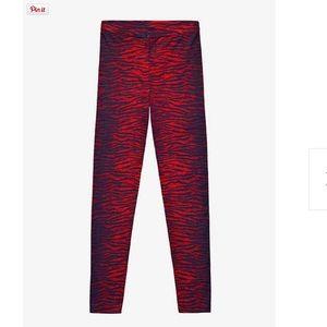 KENZO x H&M Pants - KENZO x H&M Wool Leggings
