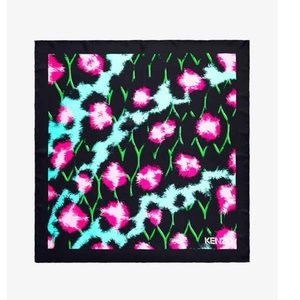 KENZO H&M Accessories - KENZO H&M SILK Scarf