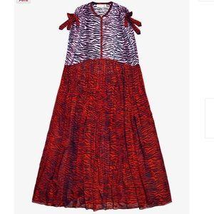 KENZO H&M Dresses & Skirts - KENZO H&M Long Silk Dress