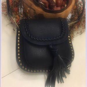NEWCross body bag (leather).