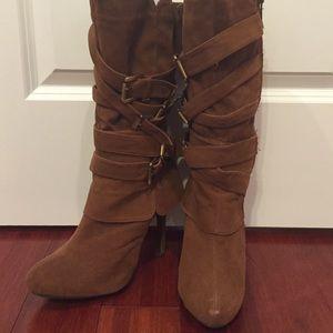Anne Michelle Shoes - Boots
