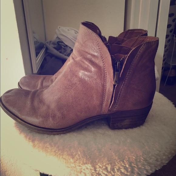 ea8b3cdf00d4 Lucky Brand Shoes - Lucky Brand Basel Flat Bootie