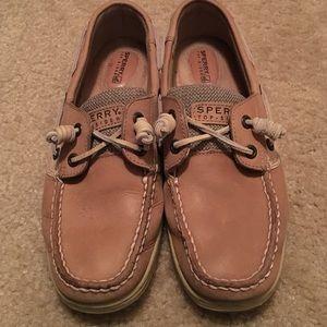 Sperry Shoes - Tan Sperrys