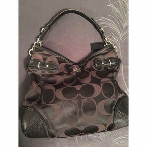 Coach Handbags - Black Coach Purse ◾️👜