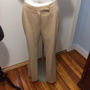 Akris Pants - Akris Punto light weight wool pants tan beige