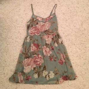 Dresses & Skirts - Boutique Floral Cami Fit and Flare Dress