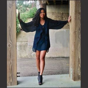 Twenty8Twelve Tops - Twenty8Twelve Silk Tunic