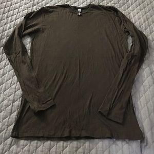 Alternative Other - Brown Long Sleeve Shirt