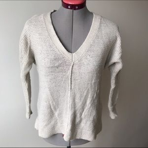 NWOT Free People Sweater in Ivory