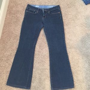 Dark wash Gap jeans