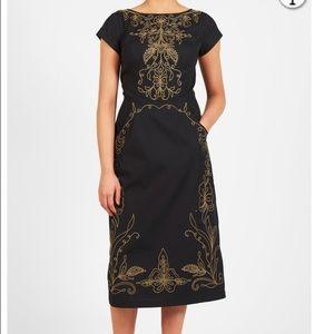 Eshakti Embroidered Dress