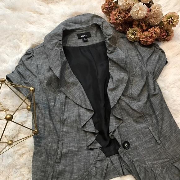 Iz Byer - Dressy Short Sleeved Jacket from Cristy&39s closet on Poshmark