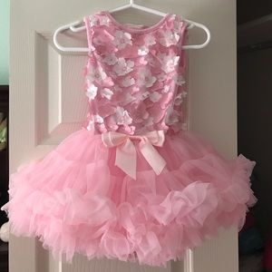 Popatu Other - Baby Girl Tutu Dress
