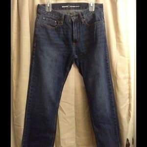 Old Navy Men's jeans, 32 by 30, straight.
