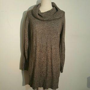 AB Studio Dresses & Skirts - Brown AB Studio Sweater Dress