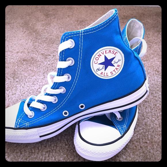 Mujer Converse Tamaño Azul 7 Zn1hoSKBbd
