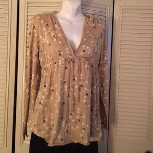 Arizona Jean Company Tops - Arizona size L tee shirt hoodie
