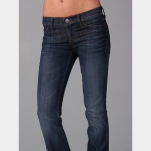 Goldsign Denim - Goldsign boot cut jeans