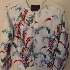 Scotch & Soda Jackets & Blazers - Mint light bomber jacket