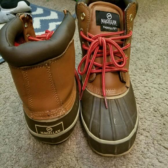 18d53ba4bcc Magellan duck boots