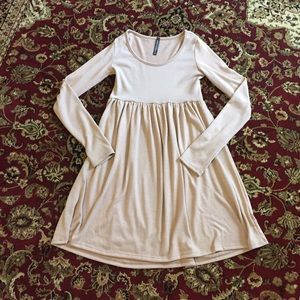 Rags and Couture Dresses & Skirts - Beautiful Empire waist tunic/dress.