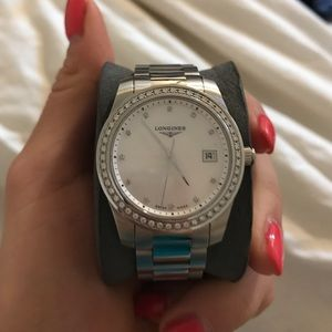 Longines Accessories - Longines ladies watch