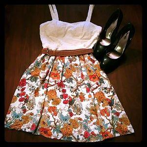 A. Byer Dresses & Skirts - 👗Spaghetti-strap sundress.